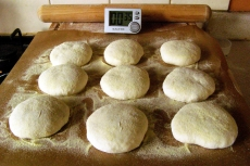 Overnight Yeast Rolls