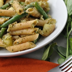 Pasta and Pine Nuts