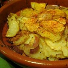 Patatas Pobres