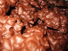 Peanut Chocolate Clusters