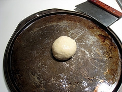 Pizza Dough Homemade