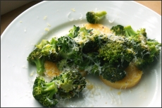 Polenta With Broccoli