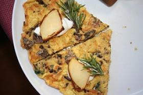 Potato Frittata for Brunch