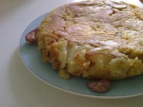 Potato Omelette-Tortilla De Patatas