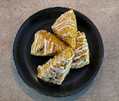 Pumpkin Scones