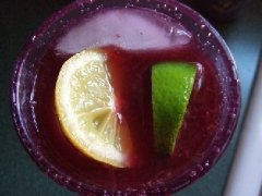 Red Wine Cup (Sangria)