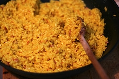 Saffron Risotto