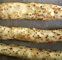 Sage Breadsticks