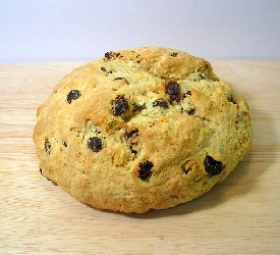 Saint Patrick's Day Irish Soda Bread