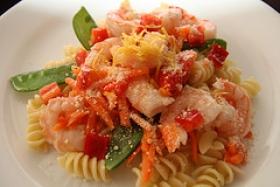 Shrimp Primavera