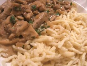 Spaetzle Noodles