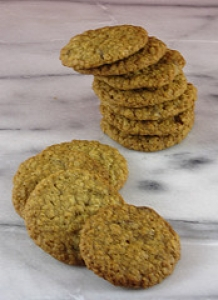The Best Oatmeal Cookie