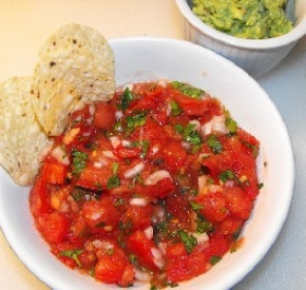Tomato Salsa (Herb Thymes)