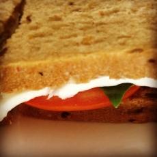 Tomatoes Mozzarella with Basil