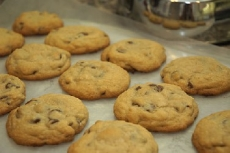 Tradiational Chocolate Chip Cookies