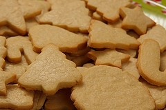 Tree Light Cookies