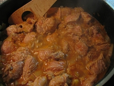 Veal Goulash