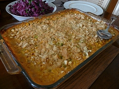 Vegetable Casserole