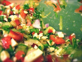Vegetable Salsa