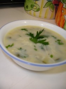 Zucchini Soup