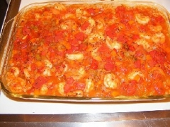 1-Pot: Shrimp Casserole
