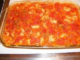 1-Pot: Shrimp Casserole