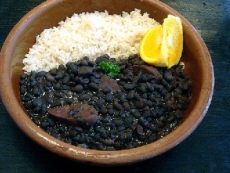Black Bean Rice