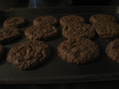 Oatmeal Cookies