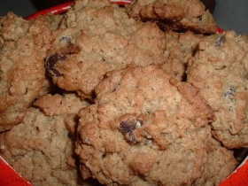 Oatmeal Treat Cookies