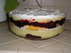 Irish Sherry Trifle