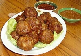 Cantonese Meatballs