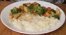Bob's Sultan of the Stir Fry