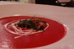 Hearty Russian Beet Soup