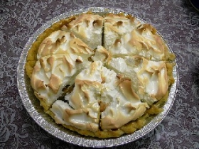 Norske Nook Sour Cream Raisin Pie