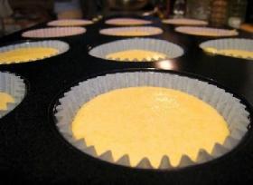 7 Grain Corn Muffins