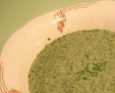 Potato Watercress Soup