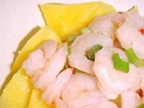 Aloah Shrimp Salad