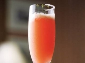 Orange Champagne Cocktail