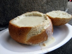 Boston Clam Chowder