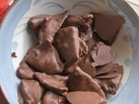 Dark Chocolate and Caramel Candy