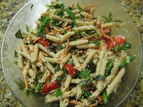 Cold Summer Pasta Salad