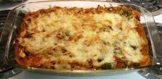 Baked Spaghetti Casserole