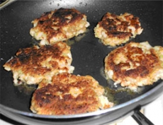Fresh Crab Cakes