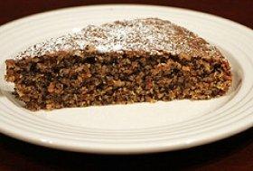 Almond-Poppy Cake
