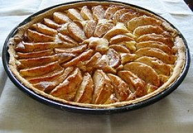 Apfelkuchen (Apple Cake)