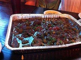 Bamieh Or Okra Stew