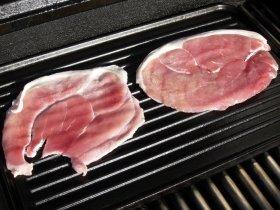 Barbecued Ham