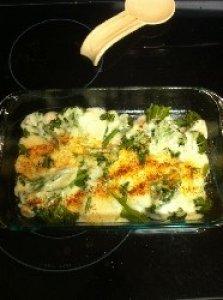 Broccoli Parmesan From Oregon!