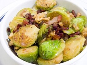 Brussels Sprouts And Artichokes
