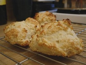 Buttermilk Breakfast Biscuits